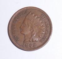 USA 1 Cent 1898