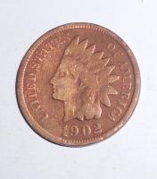 USA 1 Cent 1902