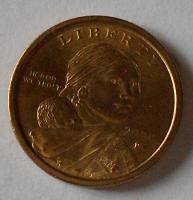 USA 1 Dolar 2000