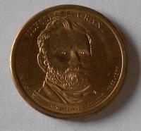 USA 1 Dolar Prezident Grand