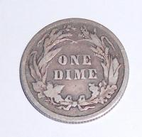 USA 10 Cent 1898
