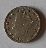 USA 5 Cent 1910