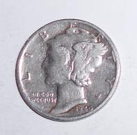 USA One Dime 1940