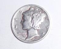 USA One Dime 1942