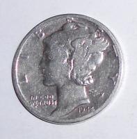 USA One Dime 1944