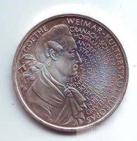 10 Marek(1999-Ag 0,925-15,5g-ražba F), stav 1/1+