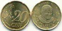 20 EuroCent(2009-Vatikán, papež), stav 0/0