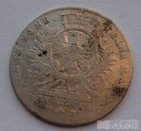 Bavorsko 20 Krejcar 1765 Max.Josef