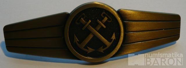 NDR - odznak ženisty vojenského