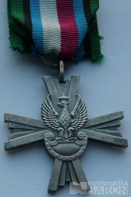 Polsko pamětní kříž politických jednotek na západní frontě