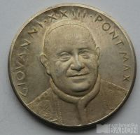 Vatikán papež Giovani XXIII.