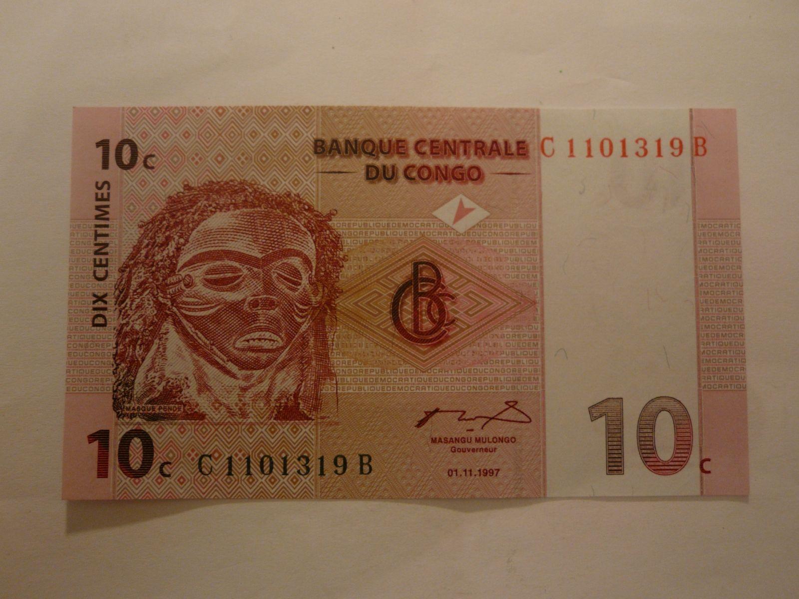 10 Cent, 1997, Kongo