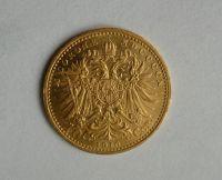 10 Koruna(1910-Au 900-3,4g-ražba bz)