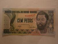 100 Pesos, Bissau Guinea 1990