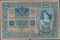 1000K/1902-přetisk Deutschösterreich/, stav 5, série 1673