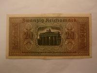20 ŘM, říšská kreditní pokladna, Německo