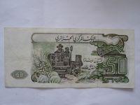 50 Dinár, Alžírsko