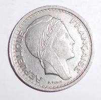 Alžír 20 Frank 1956