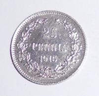 Finsko pod Ruskem 25 Penia 1915