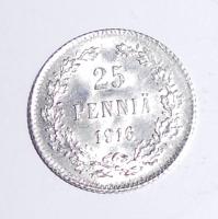 Finsko pod Ruskem 25 Penia 1916