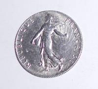 Francie 50 Centimes 1920