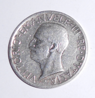 Itálie 5 Lira 1928