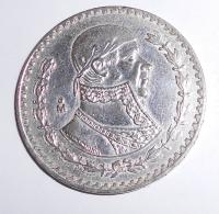 Mexiko 1 Peso 1963