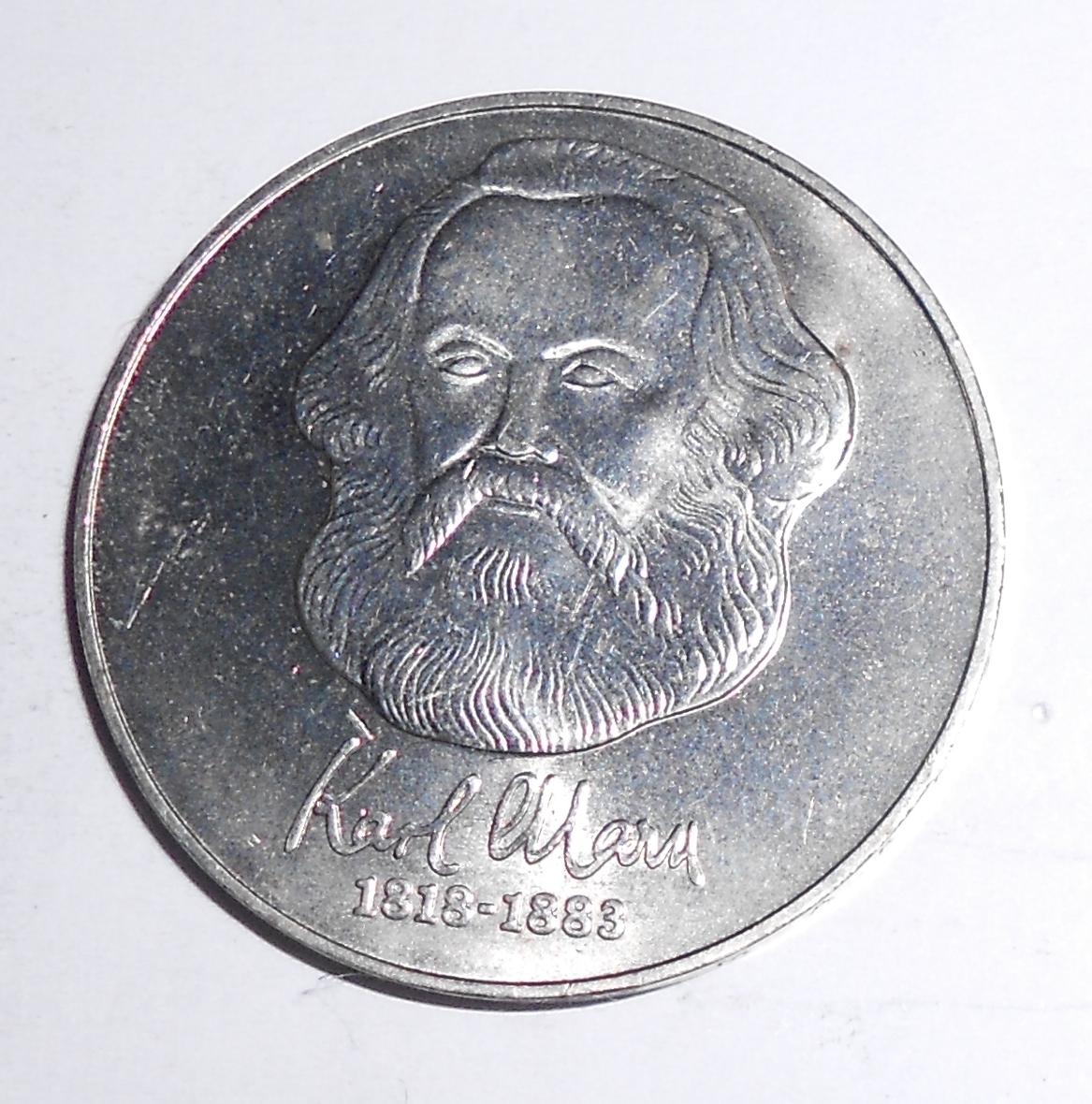 NDR 20 Marka 1983 A Marx