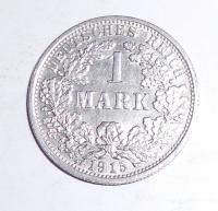 Německo 1 Marka 1915 F