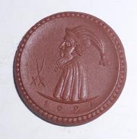 Německo 1 Marka 1921
