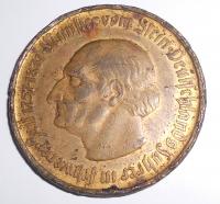 Německo 10 000 Marka 1923 Stein