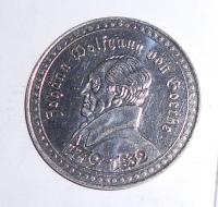 Německo 10 Pfenik Goethe
