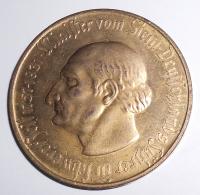 Německo 50 mil. Marka 1923 Stein