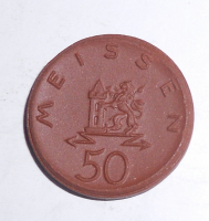 Německo 50 Pfenik 1921