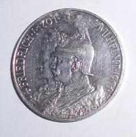 Prusko 2 Marka 1901 200 let