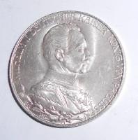 Prusko 2 Marka 1912 Vilém II.