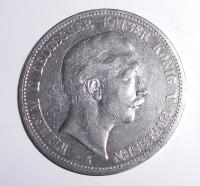 Prusko 5 Marka 1902