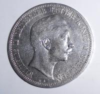 Prusko 5 Marka 1907