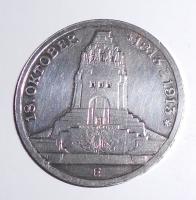 Sasko 3 Marka 1913 Bitva u Lipska