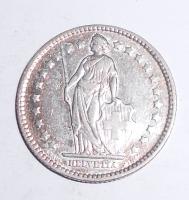 Švýcarsko 1 Frank 1912 B