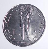 Vatikán 2 Lira 1941