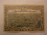 10 Heller, 1920, nouzovka, Rakousko