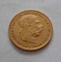 10 Koruna, 1906, bz