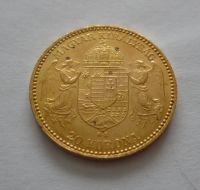 20 Koruna, 1893 KB Uhry
