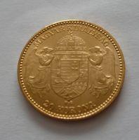 20 Koruna, 1894 KB Uhry