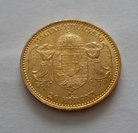 20 Koruna, 1898 KB Uhry