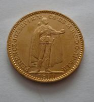 20 Koruna, 1899 KB Uhry