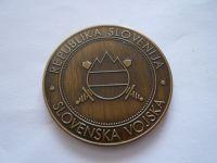 20 moto.brigáda, Slovinsko
