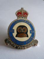 68 peruť čs. Piloti ve V. Británii ČSR