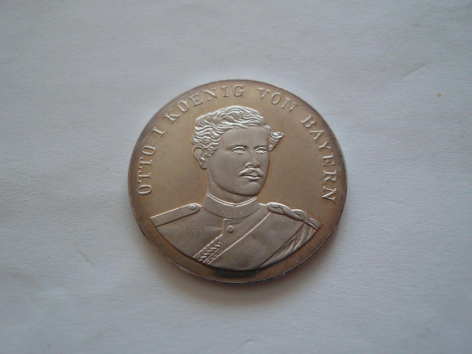 Ag medaile, Ludvík Bavorský, Bavorsko